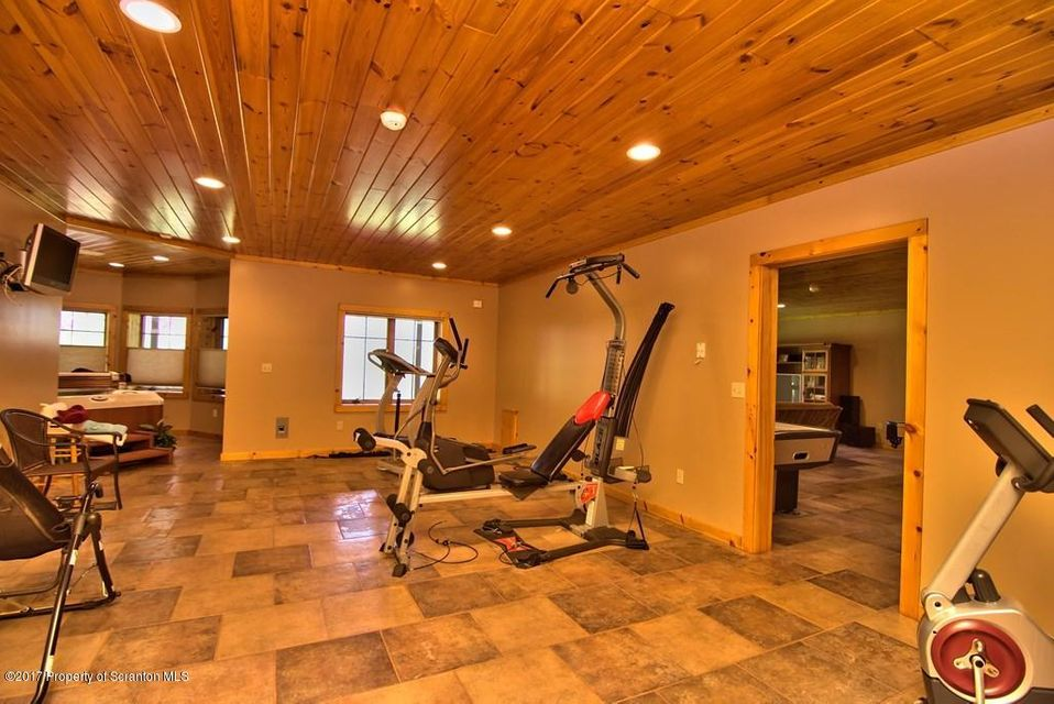 Lower Level Home Gym View 4