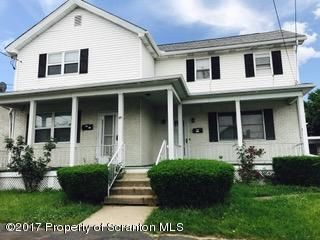 89 Tompkins St,Pittston,Pennsylvania 18640,2 Bedrooms Bedrooms,6 Rooms Rooms,1 BathroomBathrooms,Residential lease,Tompkins,17-2662