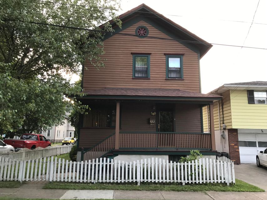 548 3rd & Regan Pl,Scranton,Pennsylvania 18505,3 Rooms Rooms,Multi-family,3rd & Regan,17-3046