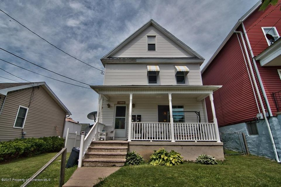 721 Brook St,Scranton,Pennsylvania 18505,2 Rooms Rooms,Multi-family,Brook,17-3051