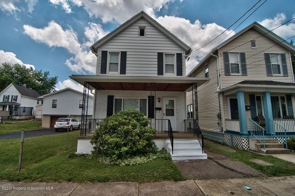1129 Lloyd St,Scranton,Pennsylvania 18508,2 Bedrooms Bedrooms,4 Rooms Rooms,1 BathroomBathrooms,Residential,Lloyd,17-3180
