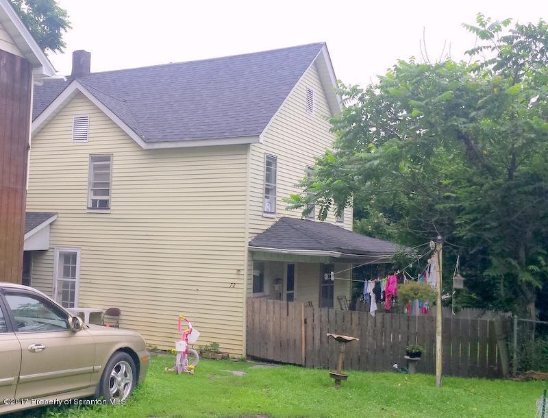 72-74 Rear Belmont St,Carbondale,Pennsylvania 18407,3 Bedrooms Bedrooms,6 Rooms Rooms,1 BathroomBathrooms,Residential,Rear Belmont,17-3582