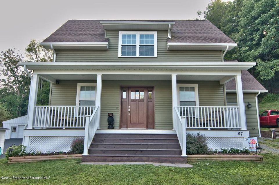47 Highland Ave,Factoryville,Pennsylvania 18419,3 Bedrooms Bedrooms,7 Rooms Rooms,2 BathroomsBathrooms,Residential,Highland,17-3949