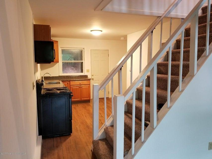 Stairs near Kitchen