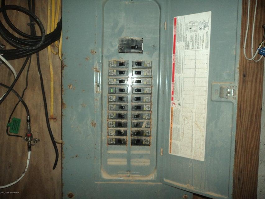 1500 Clary Circuit breaker box