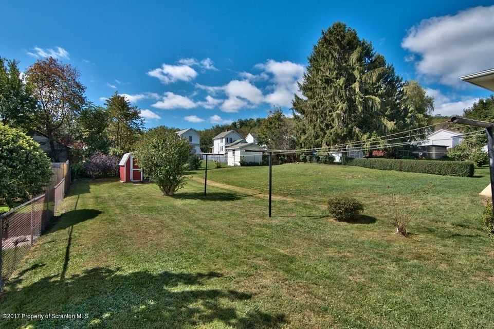 1236 Franklin St,Old Forge,Pennsylvania 18518,2 Bedrooms Bedrooms,5 Rooms Rooms,1 BathroomBathrooms,Residential,Franklin,17-4627