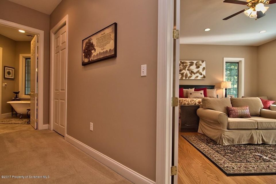 Master Suite Hall View 1