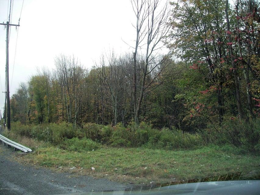 Corner showing land at I Rt 380 exit