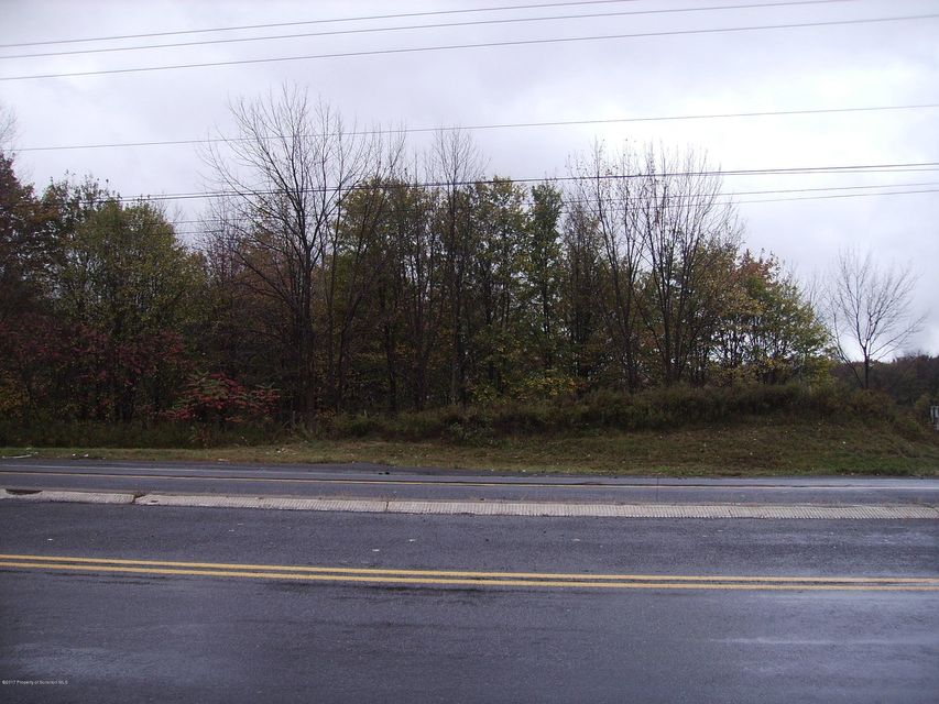 Land along Rt 307