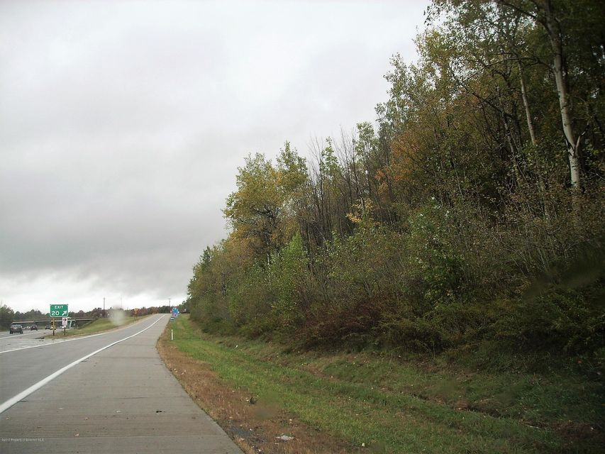 Land along I 380, on right