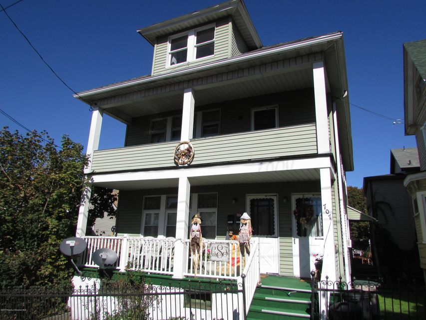 707 Willow St,Scranton,Pennsylvania 18505,2 Rooms Rooms,Multi-family,Willow,17-4970