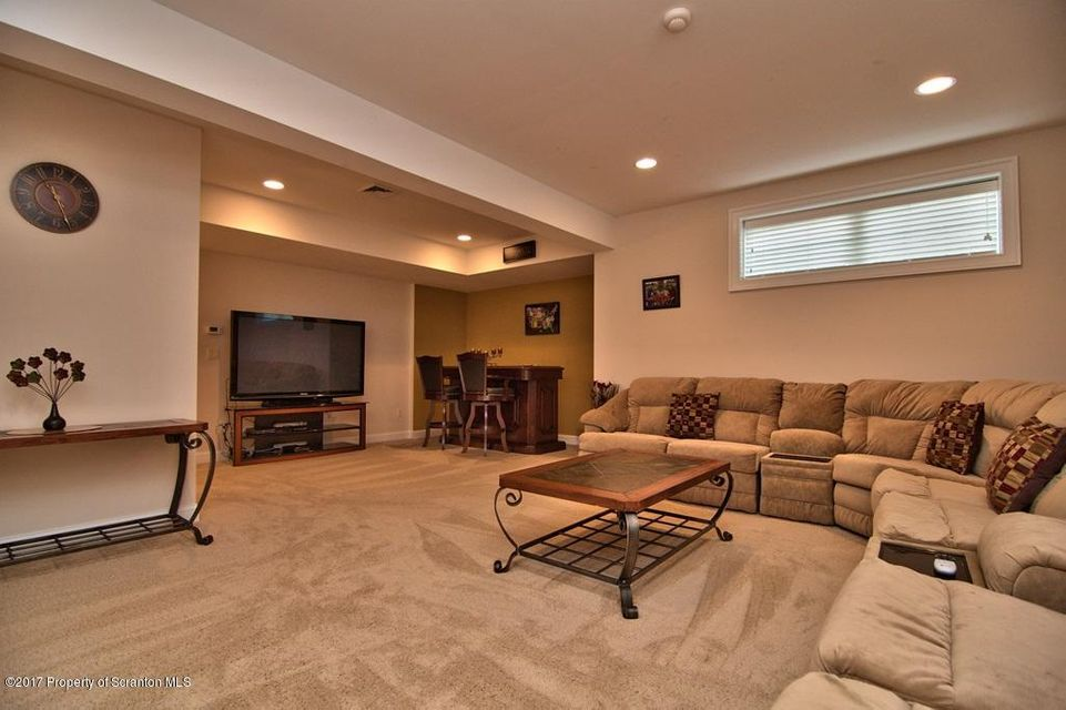 Lower Level Family Room View 1