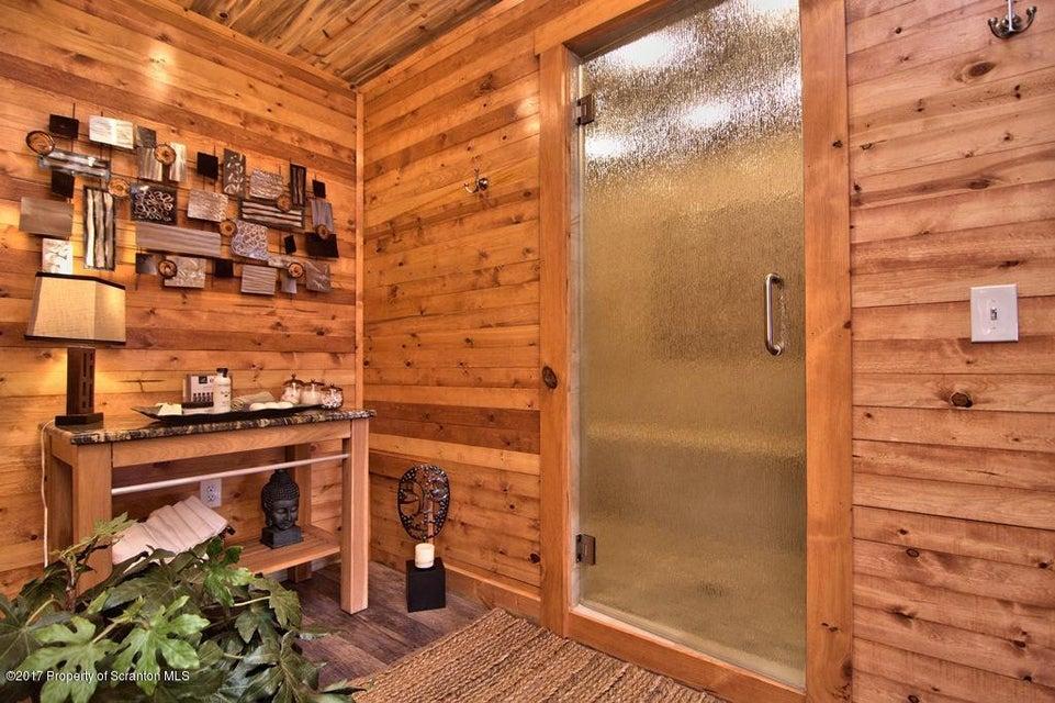 Lower Level Sauna View 1