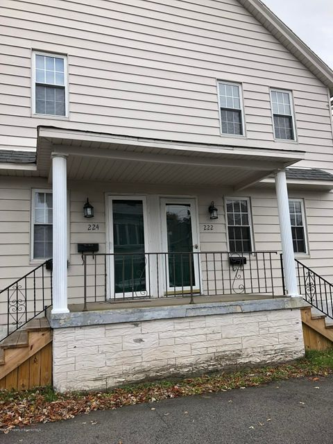 222 Pettebone Street,Duryea,Pennsylvania 18642,2 Bedrooms Bedrooms,5 Rooms Rooms,1 BathroomBathrooms,Residential lease,Pettebone,17-5209