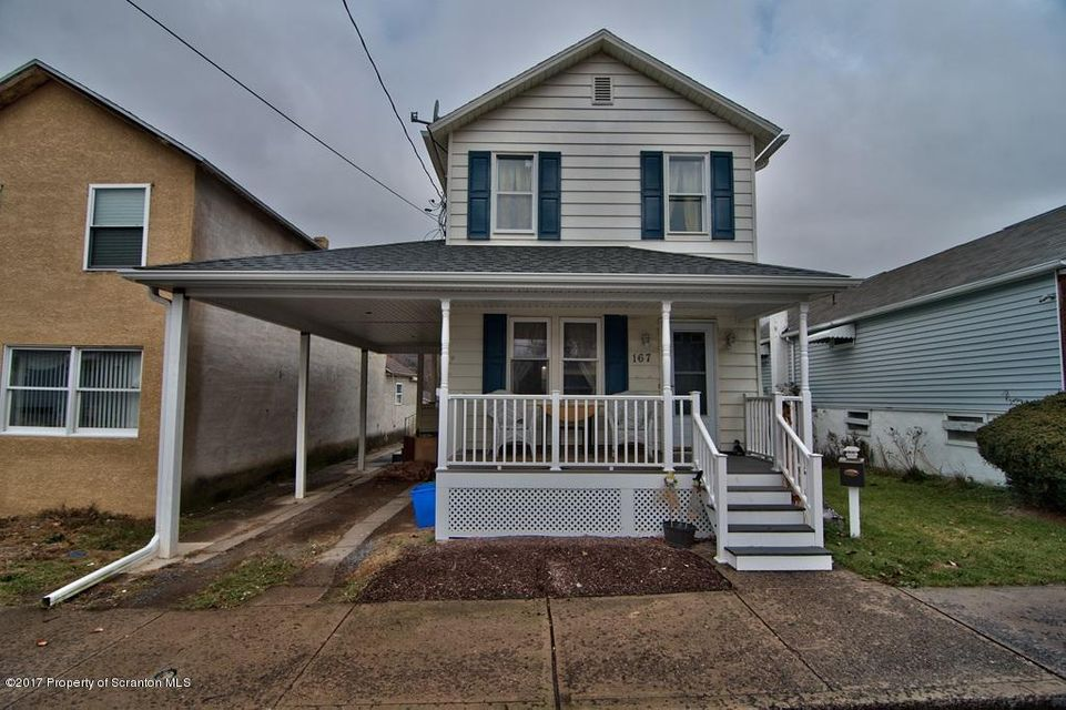 167 Albion St,Old Forge,Pennsylvania 18518,2 Bedrooms Bedrooms,5 Rooms Rooms,1 BathroomBathrooms,Residential,Albion,17-5403