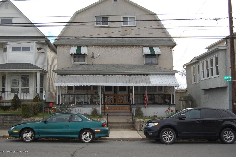 1241-1243 Main Ave,Taylor,Pennsylvania 18517,2 Rooms Rooms,Multi-family,Main,17-5606