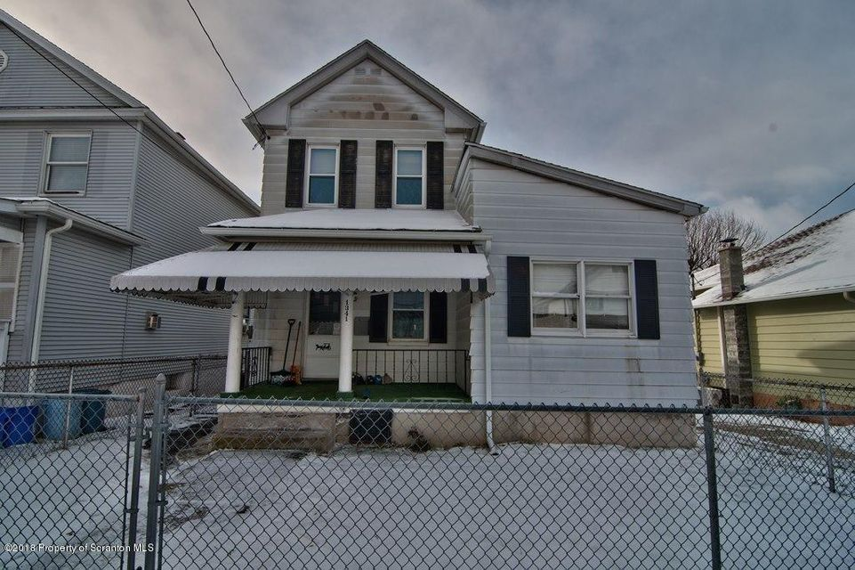 1341 Rundle St,Scranton,Pennsylvania 18504,2 Bedrooms Bedrooms,6 Rooms Rooms,1 BathroomBathrooms,Residential,Rundle,18-52
