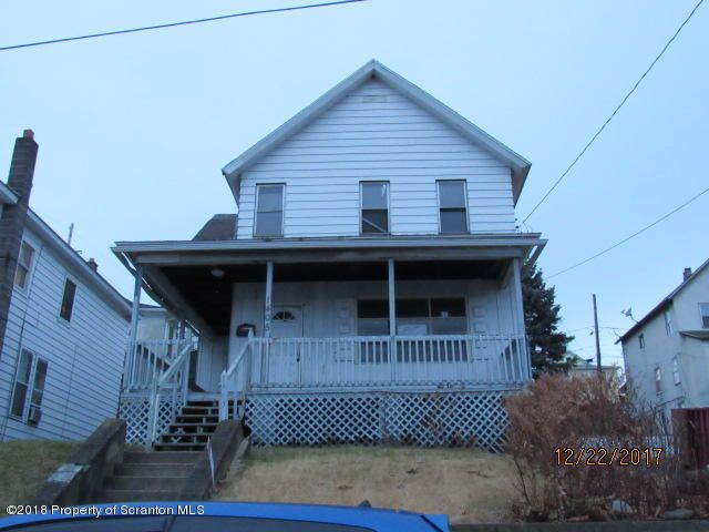 1405 Sumner Ave,Scranton,Pennsylvania 18504,4 Bedrooms Bedrooms,7 Rooms Rooms,1 BathroomBathrooms,Residential,Sumner,18-92