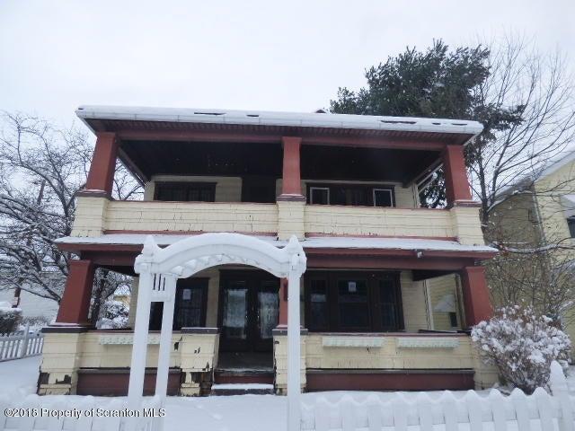 433 Deacon St,Scranton,Pennsylvania 18509,2 Rooms Rooms,Multi-family,Deacon,18-184