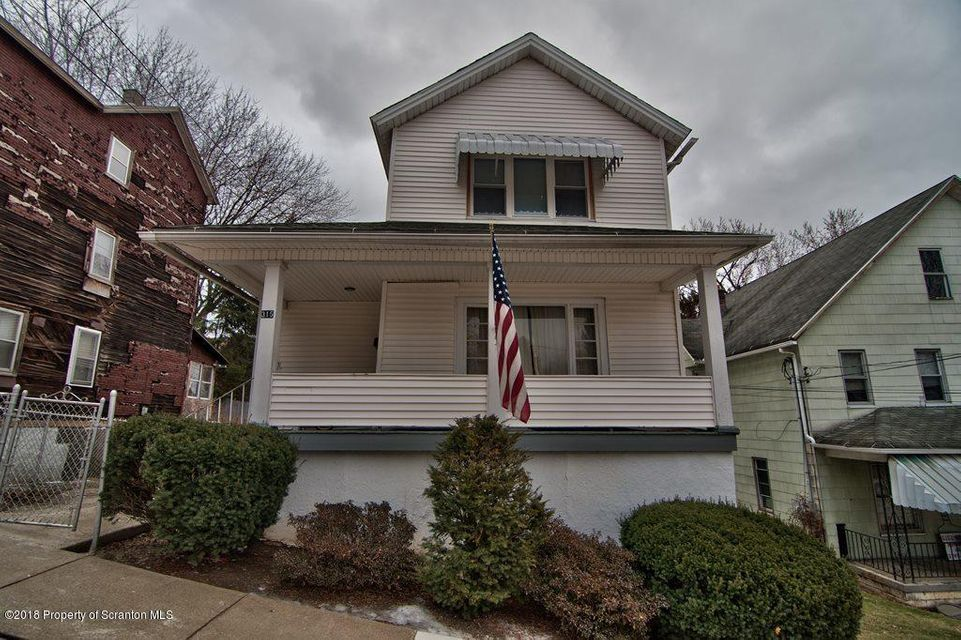 315 15th St,Scranton,Pennsylvania 18505,3 Rooms Rooms,Multi-family,15th,18-263