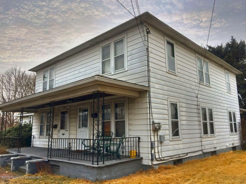 1542 Meylert Ave,Scranton,Pennsylvania 18509,2 Rooms Rooms,Multi-family,Meylert,18-369