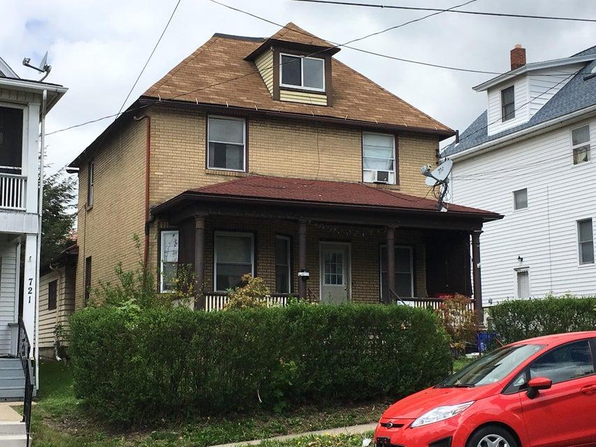 723 Wheeler Ave,Scranton,Pennsylvania 18510,4 Bedrooms Bedrooms,8 Rooms Rooms,1 BathroomBathrooms,Residential lease,Wheeler,18-711