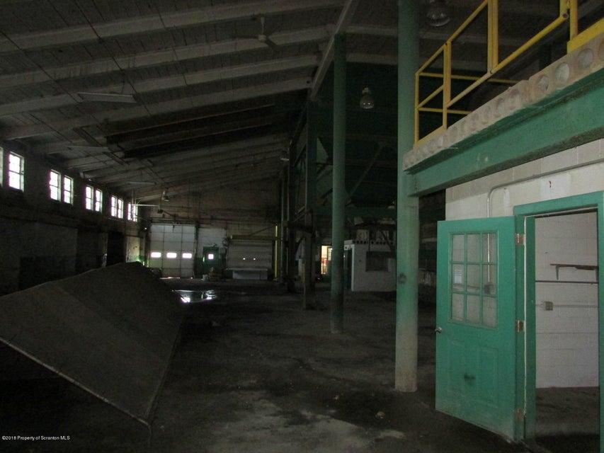 Inside main building