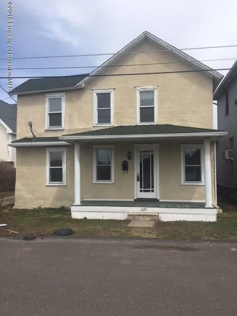 1120 Marion St,Peckville,Pennsylvania 18452,3 Bedrooms Bedrooms,6 Rooms Rooms,1 BathroomBathrooms,Residential lease,Marion,18-1385