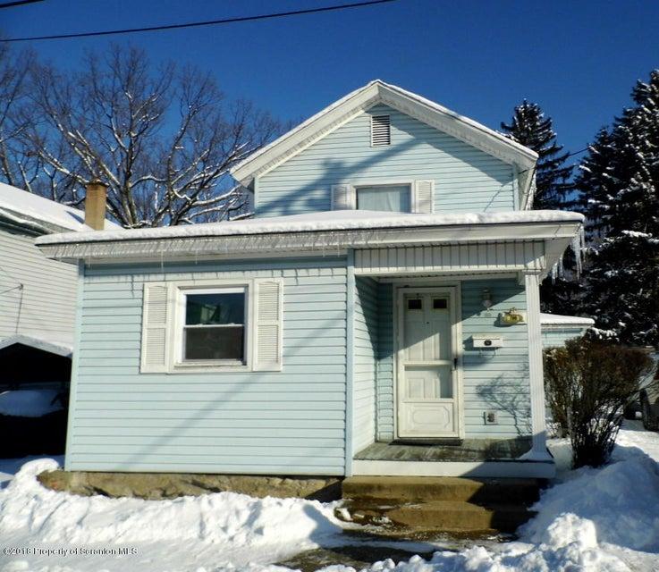709 Spring Street,Moosic,Pennsylvania 18507,3 Bedrooms Bedrooms,5 Rooms Rooms,1 BathroomBathrooms,Residential lease,Spring,18-1695