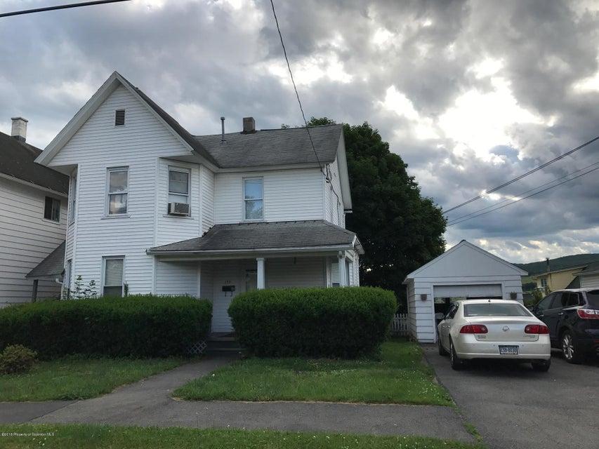 157 Washington St,Carbondale,Pennsylvania 18407,2 Rooms Rooms,Multi-family,Washington,17-4425