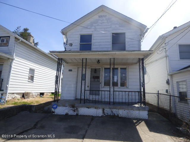 311 Sherman Ave,Scranton,Pennsylvania 18504,2 Bedrooms Bedrooms,4 Rooms Rooms,1 BathroomBathrooms,Residential,Sherman,18-1685