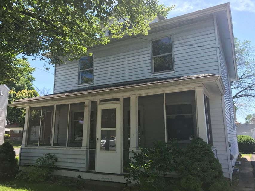 14 Crisman St,Forty Fort,Pennsylvania 18704,4 Bedrooms Bedrooms,6 Rooms Rooms,1 BathroomBathrooms,Residential,Crisman,18-2866