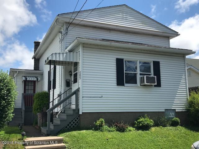303 Throop St,Dunmore,Pennsylvania 18512,2 Bedrooms Bedrooms,5 Rooms Rooms,1 BathroomBathrooms,Residential lease,Throop,18-2872