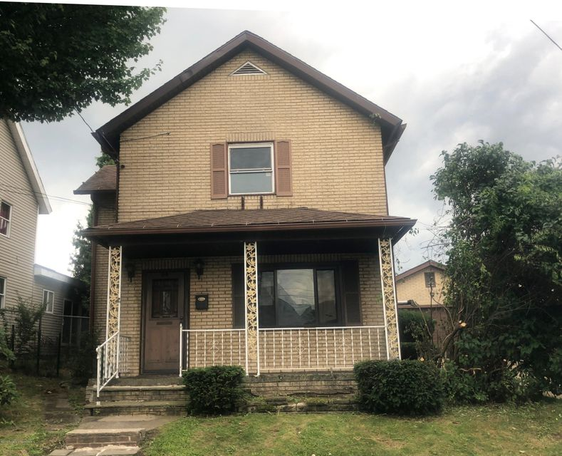 60 9th Ave,Carbondale,Pennsylvania 18407,3 Bedrooms Bedrooms,7 Rooms Rooms,1 BathroomBathrooms,Residential,9th,18-3900