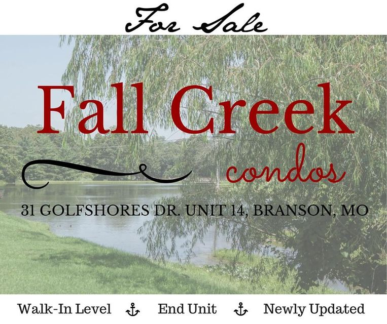 31  Golfshores Drive #14 Branson, MO 65616
