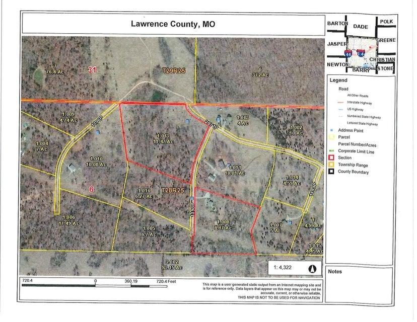 Lawrence 1198 Ash Grove, MO 65604