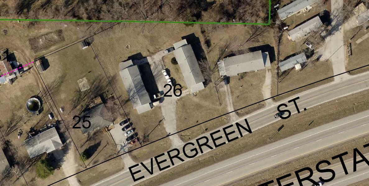 401 Evergreen Street