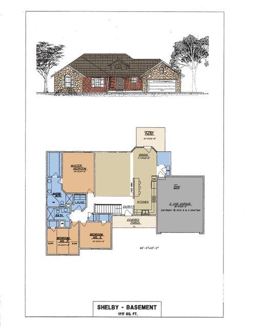 521  Oak Brook Estates Lane Walnut Shade, MO 65771