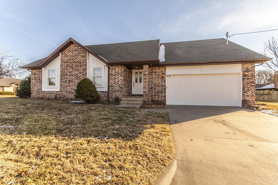 638 South Patterson Avenue Springfield, MO 65802