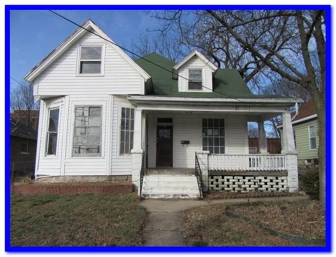 917 N Campbell Avenue, Springfield, MO 65802