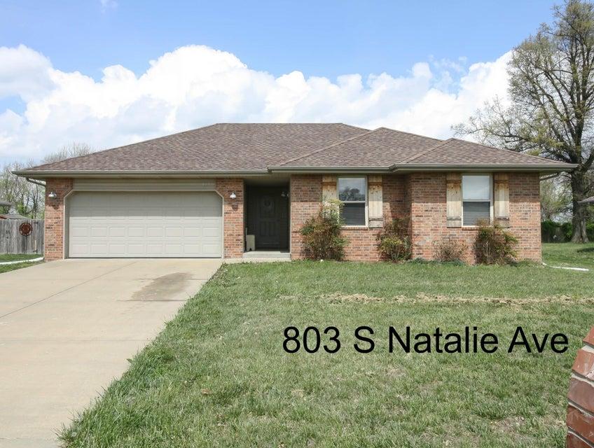 803 S Natalie Avenue, Springfield, MO 65802