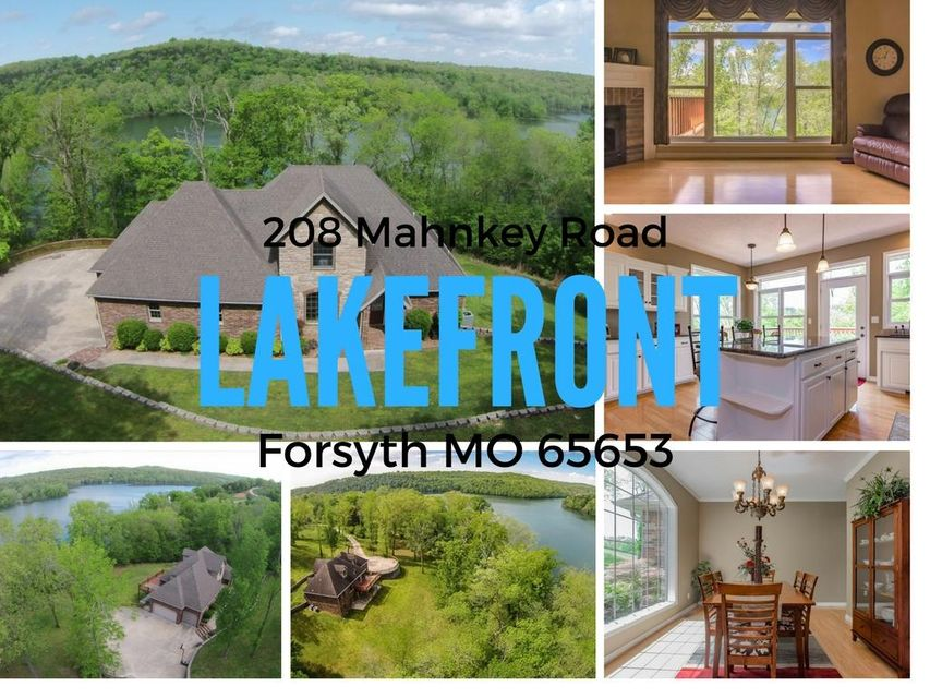 208  Mahnkey Road Forsyth, MO 65653