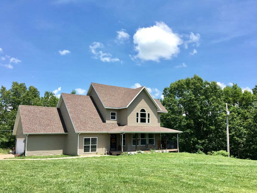996  Seveno Ridge Road Highlandville, MO 65669