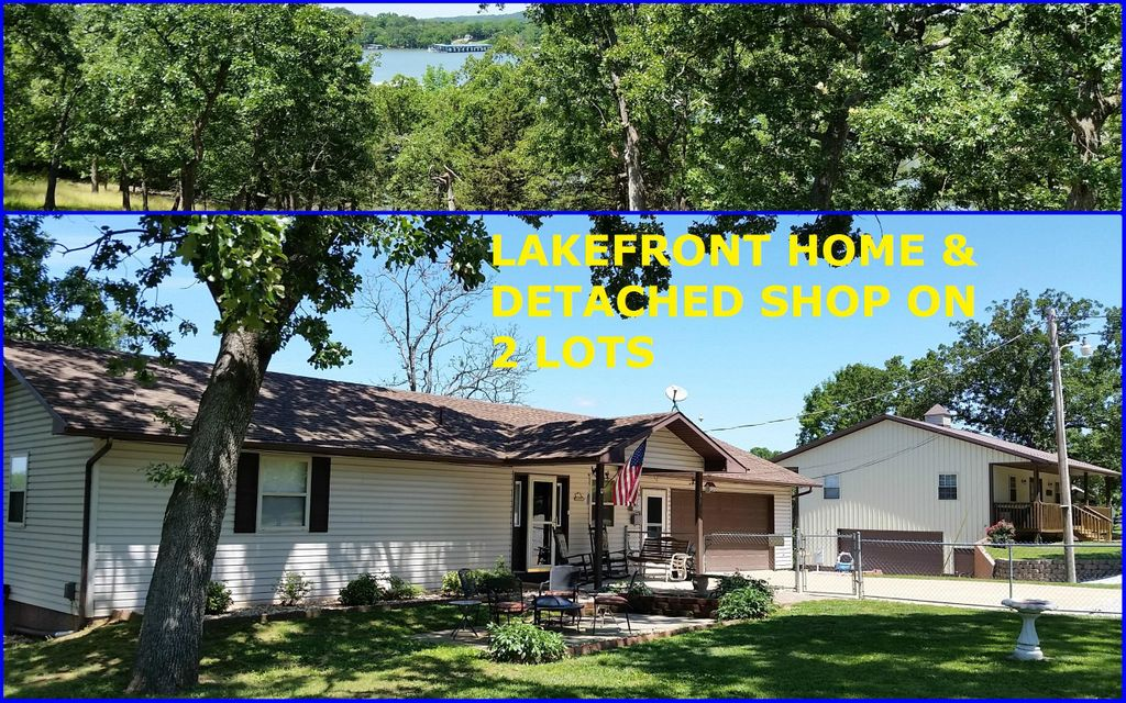 101  Shortleaf Lane Kimberling City, MO 65686