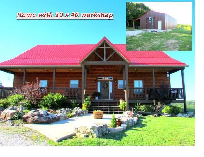 301  Patterson Drive Taneyville, MO 65759