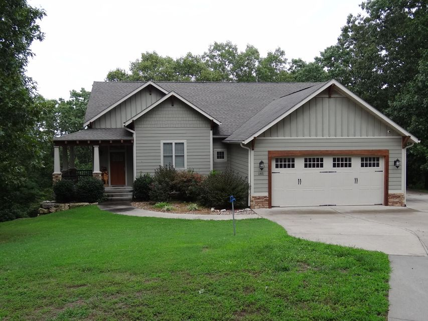 161  Misty Ridge Lane Lampe, MO 65681