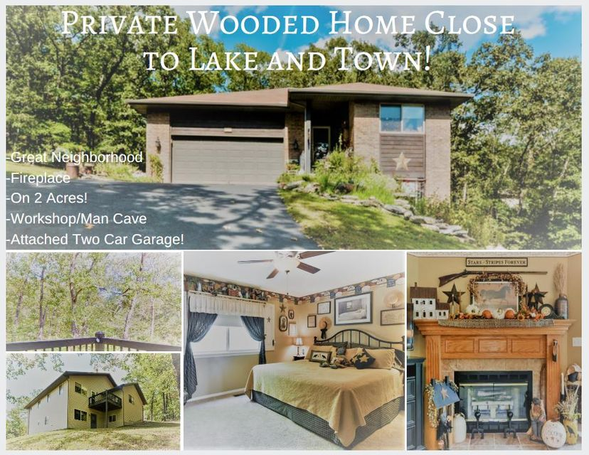 165  Canyon Forest Way Kimberling City, MO 65686