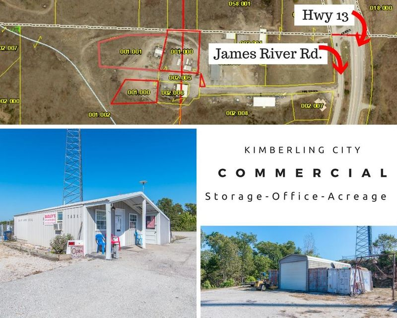 12  Fire Station Road Kimberling City, MO 65686