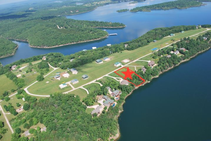 WATERFRONT LOT IN GATED SUBDIVISION