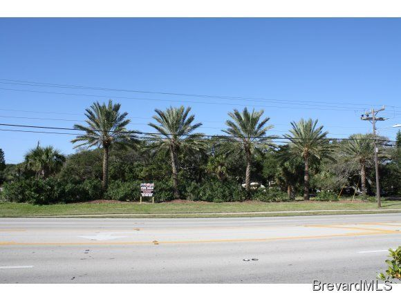Land for Sale at 6501 N Atlantic Avenue 6501 N Atlantic Avenue Cape Canaveral, Florida 32920 United States